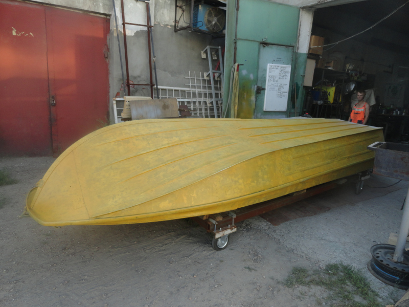лодки мастерская